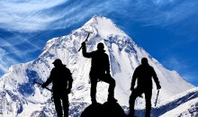 Ascent of Dhaulagiri 1